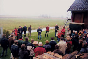 Lancement officiel d'A Rocha Pays-Bas