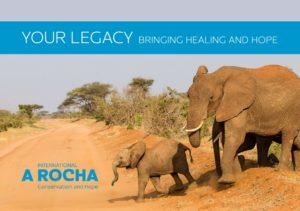 A Rocha legacy leaflet 2013