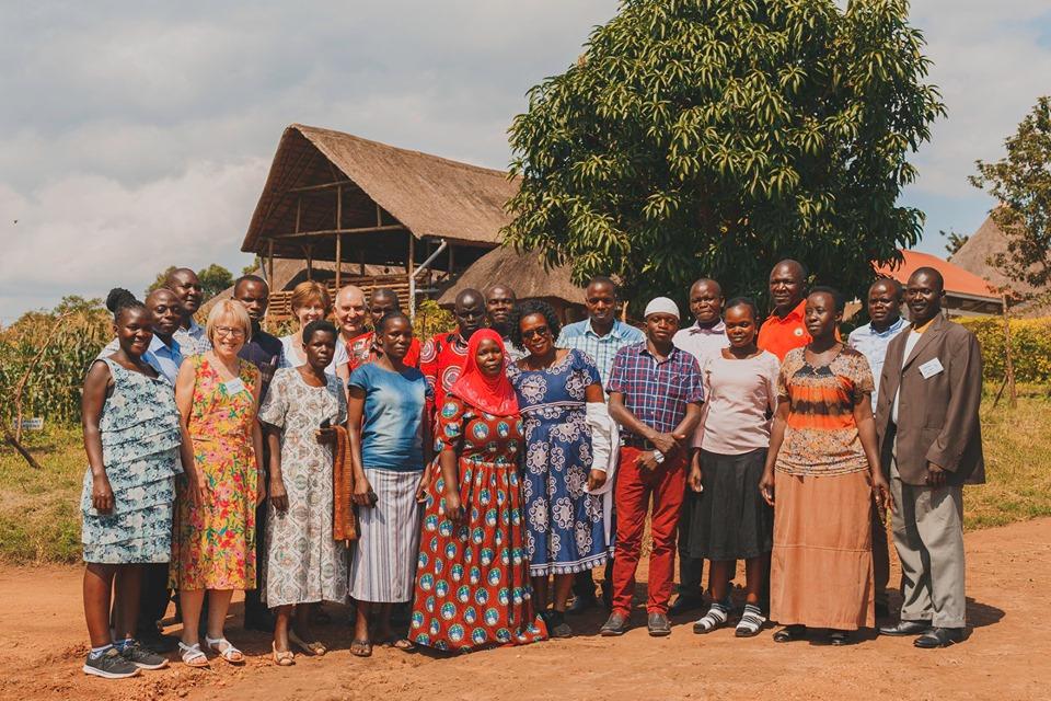 Fotos: Amigos, Granja Kira, Uganda
