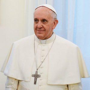Pope Francis in March 2013 - presidencia.gov.ar (CC BY-SA 2.0)