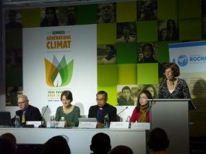 COP21 panel discussion